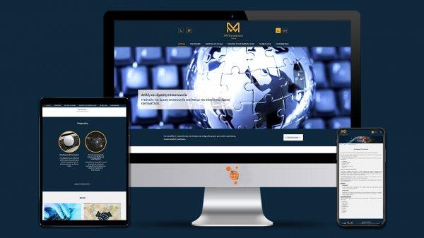 MM Translations Greece - Κατασκευή Ιστοσελίδας για μεταφραστική εταιρεία