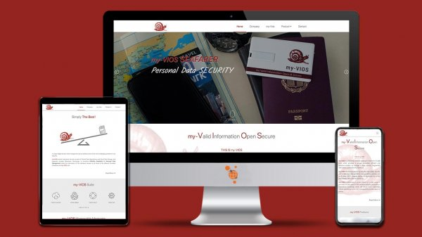 my-Vios - Κατασκευή Ιστοσελίδας για εταιρεία παροχής καρτών προσωπικών δεδομένων
